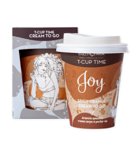 Crema Corpo CREAM TO GO - JOY - 200 ml - Latte e Luna