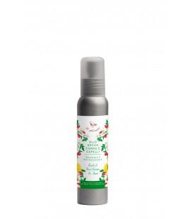 Olio Corpo e Capelli - 100ml Pettirosso Cosmetici