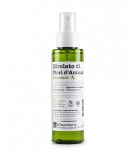 Idrolato di Fiori d'Arancio Bio Spray 100 ml - La Saponaria