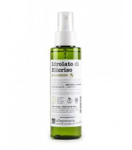 Idrolato di Elicriso Bio 100 ml - La Saponaria