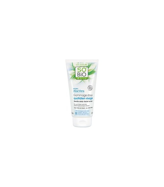 Scrub Viso Delicato Aloe Vera - 150 ml - So Bio' Etic