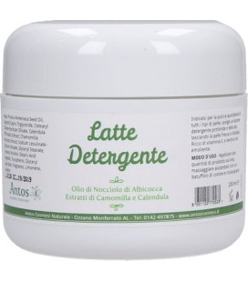 Latte Detergente Viso 200 ml - Antos
