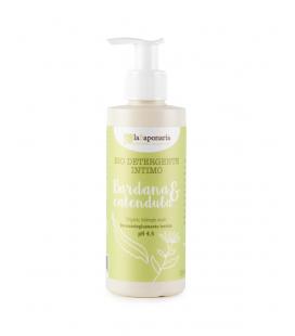 Detergente Intimo Bardana e Calendula 250 ml - La Saponaria
