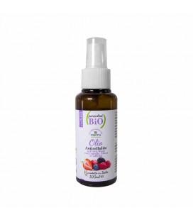 Olio Anticellulite ai Frutti Rossi - 100 ml - Parentesi Bio