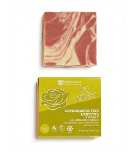 Detergente Viso Lenitivo Solido 70 ml - La Saponaria