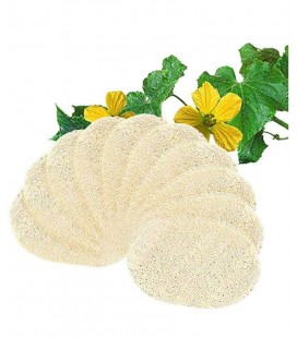 Spugna in Luffa 100% Vegetale 1 pz