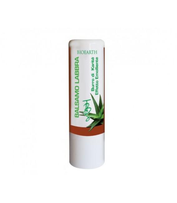 TBS Balsamo Labbra Aloe e Burro di Karitè - Bioearth