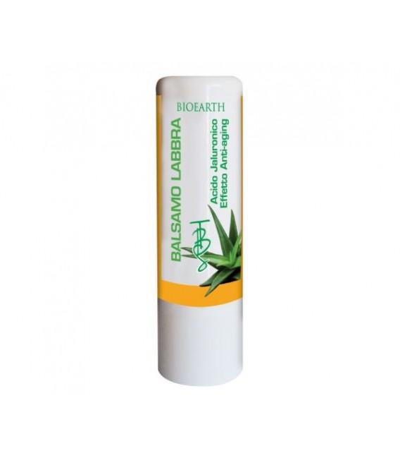 TBS Balsamo Labbra Aloe e Acido Jaluronico - Bioearth