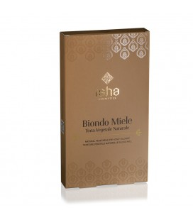 Hennè Biondo Miele -100gr - Isha Cosmetics