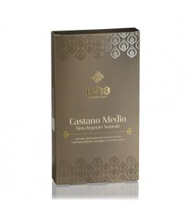 Hennè Castano Medio -100gr - Isha Cosmetics