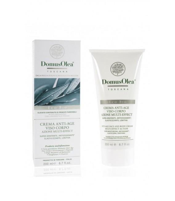 Crema anti-age viso & corpo - Domus Olea