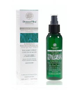 Linea Capelli UNDICI - Balsamo Spray Chiudi Scaglie 100 ml - Domus Olea Toscana