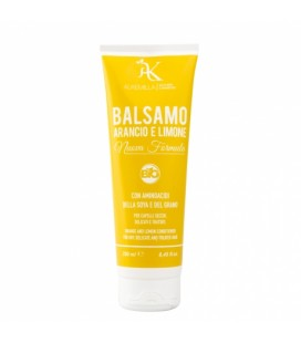 Balsamo Capelli Bio Arancio e Limone 250 ml- Alkemilla