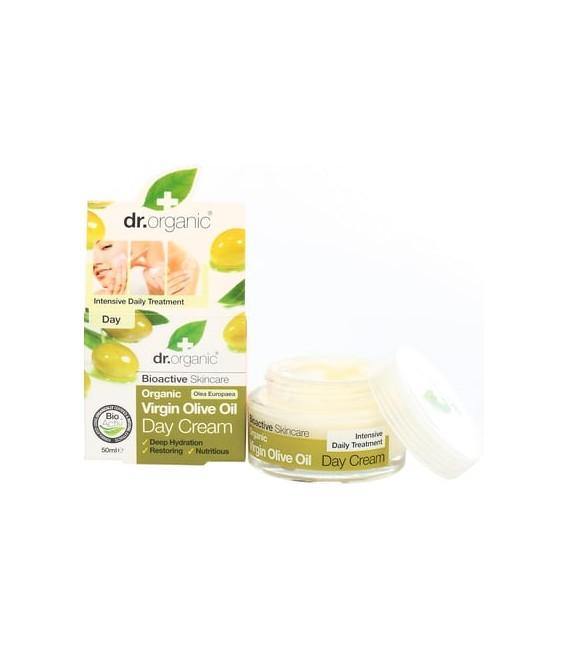 Crema Giorno Olive Day Cream - Dr Organic