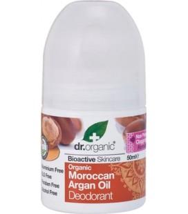 Deodorante Biologico all'Olio di Argan - Dr Organic