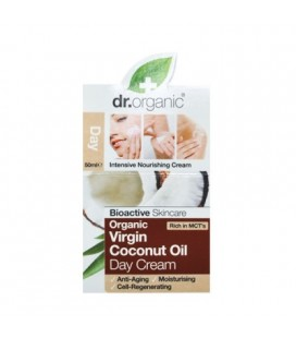 Crema Giorno all'Olio di Cocco - Coconut Day Cream - Dr Organic