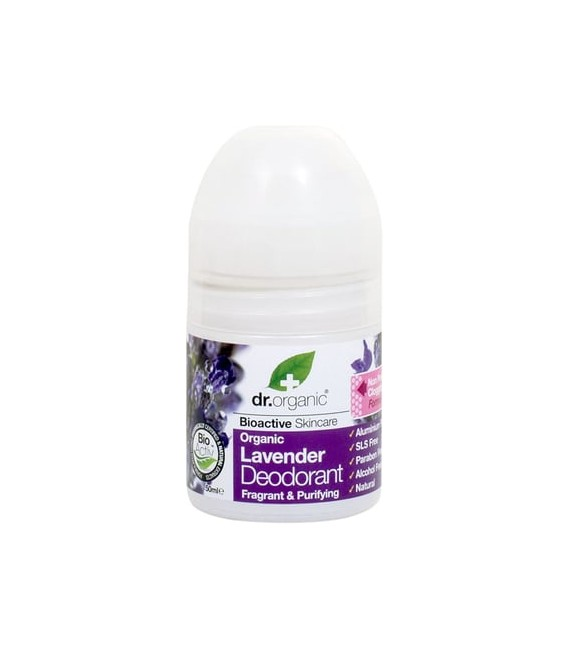 Deodorante alla Lavanda - Dr Organic