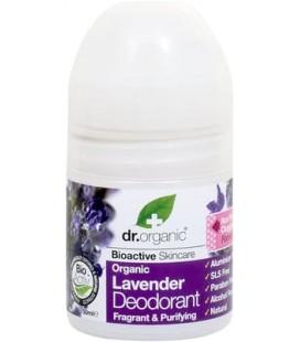 Deodorante alla Lavanda 50 ml - Dr Organic