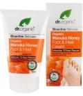 Crema Piedi e Talloni al Miele di Manuka - Manuka Honey Foot&Heel 125 ml- Dr Organic