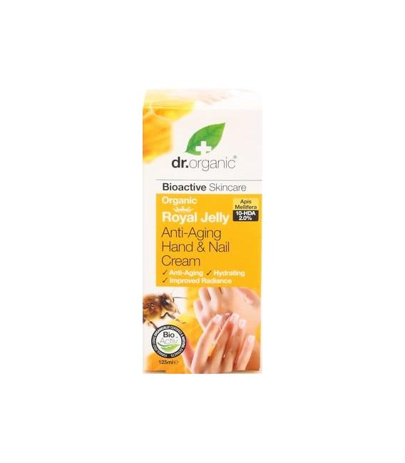 Crema Mani alla Pappa reale - Royal Hand&Nail Cream - Dr Organic