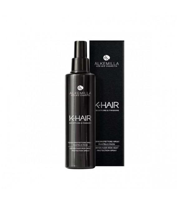 Linea K-hair - Termoprotettore Spray Piastra e Phon - Alkemilla