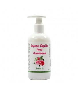 Sapone Liquido alla Rosa Damascena 250 ml - Antos