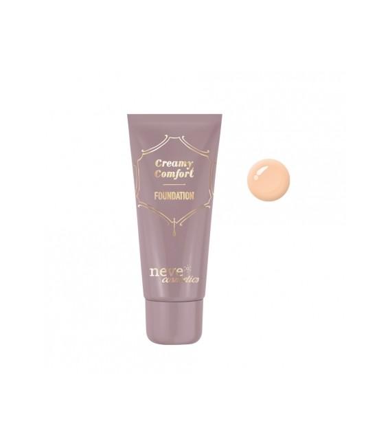 Fondotinta Creamy Comfort - Neve Cosmetics
