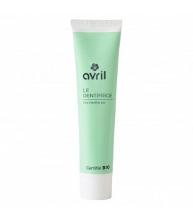 Dentifricio alla Menta Biologico 75 ml- Avril