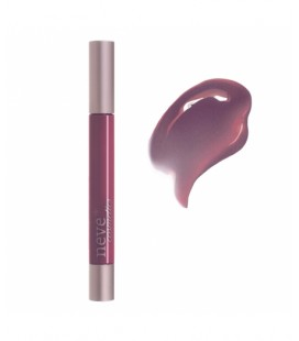 "Vernissage Natural Gloss ""Plum Brandy"" - Neve Cosmetics"