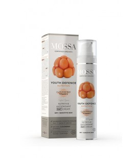 Crema Viso Nutriente 50 ml - Mossa Cosmetics
