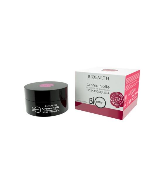 Crema Giorno alla Rosa Mosqueta - 50 ml - Bioearth