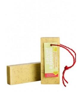 Sapone da Doccia MANDORLA E ZENZERO 150 ml - La Saponaria
