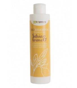 Shampoo Salvia & Limone 200 ml - La Saponaria