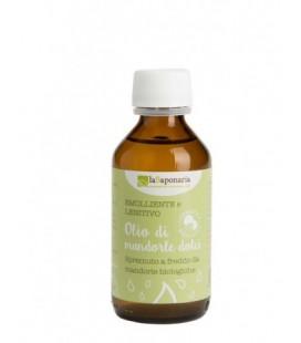 Olio di Mandorle Dolci Bio 100 ml - La Saponaria