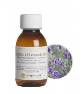 Idrolato di Lavanda Bio 100 ml - La Saponaria