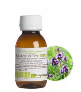 Idrolato di Timo Bio 100 ml - La Saponaria