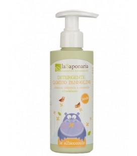 Bio Detergente Cambio Pannolino 200 ml - La Saponaria
