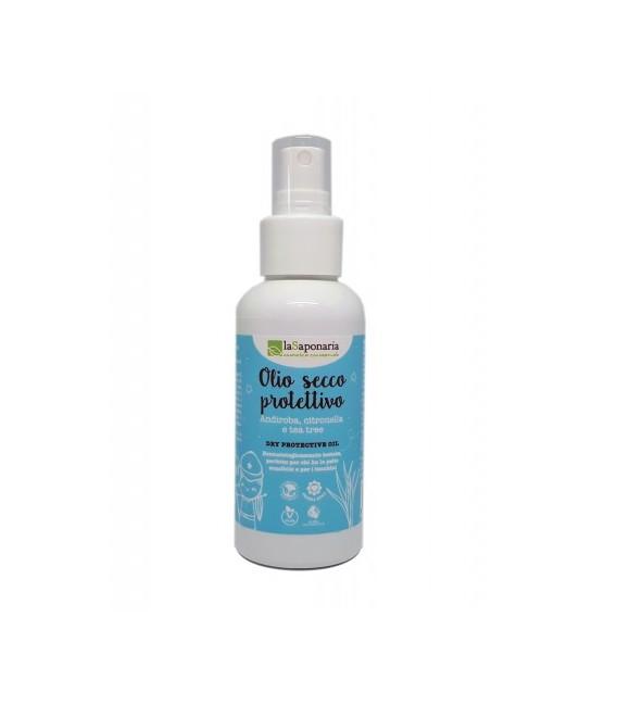 Spray Antizanzare Naturale - La Saponaria