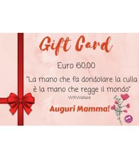 Gift Card Festa della Mamma