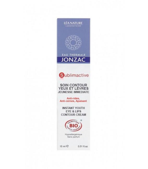 Crema Contorno Occhi - Sublimactive - 15 ml - Jonzac